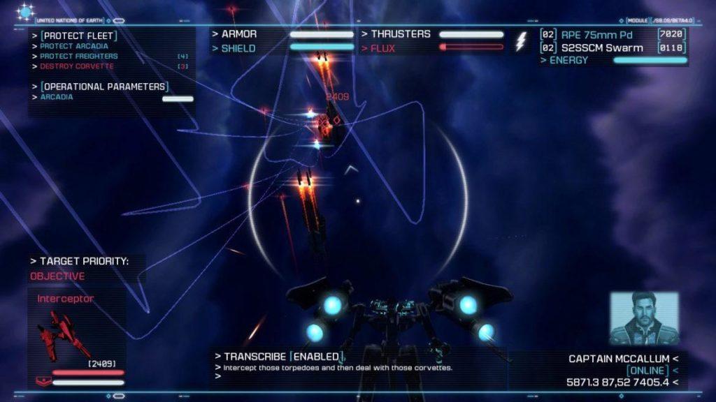 Обзор: Strike Suit Zero: Director's Cut - Тленное бытие космического вояки 26