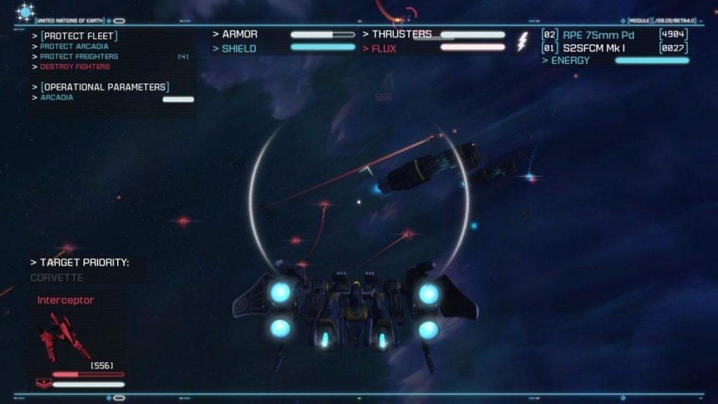 Обзор: Strike Suit Zero: Director's Cut - Тленное бытие космического вояки 32