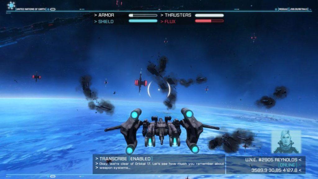 Обзор: Strike Suit Zero: Director's Cut - Тленное бытие космического вояки 6