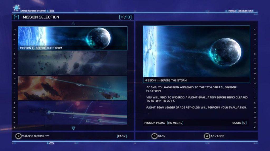 Обзор: Strike Suit Zero: Director's Cut - Тленное бытие космического вояки 3
