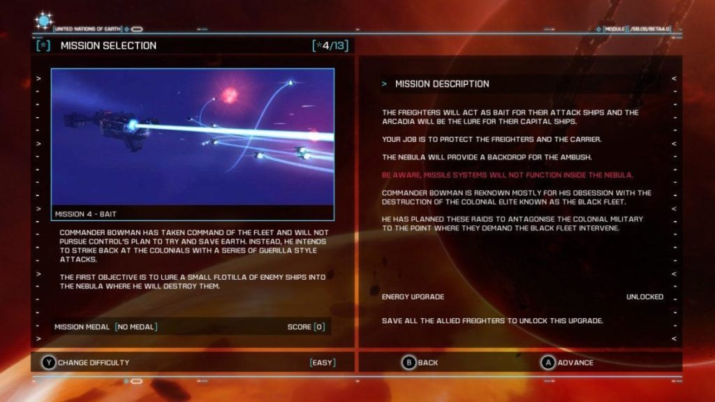 Обзор: Strike Suit Zero: Director's Cut - Тленное бытие космического вояки 5