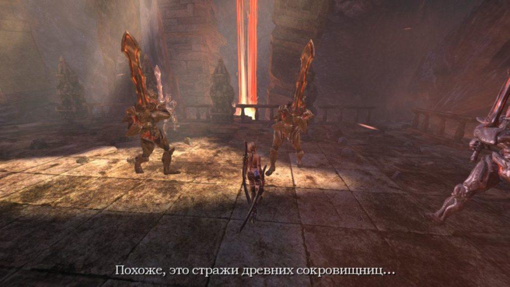 Обзор: Blades of Time – Грудью против глюков 6