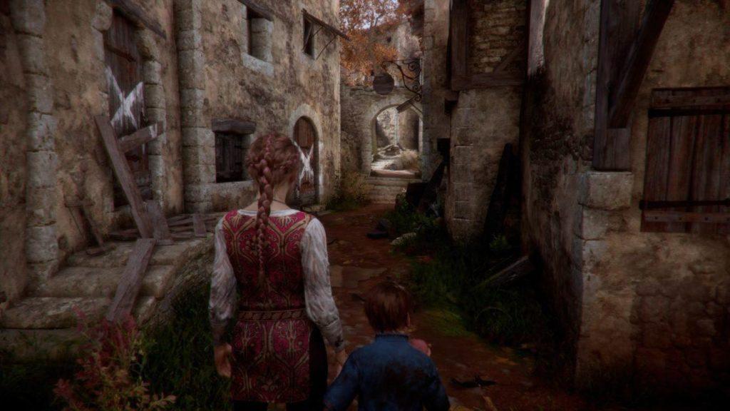 A Plague Tale: Innocence - Религиозное мракобесие или с любовью от святой инквизиции 18