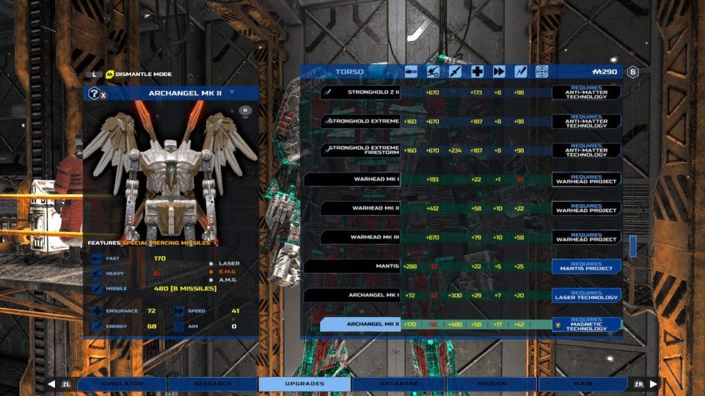 War Tech Fighters - Механическое откровение 16