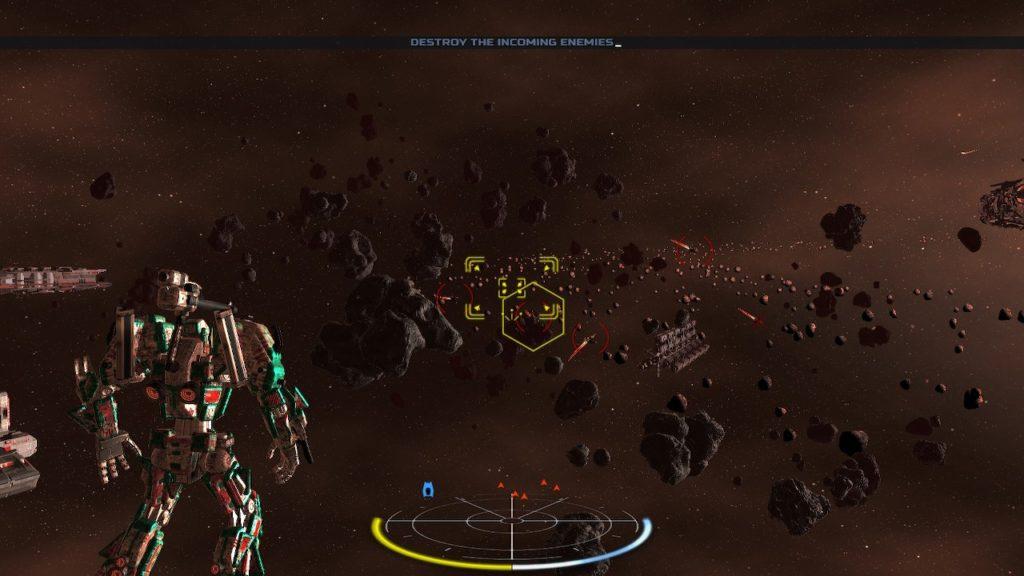 War Tech Fighters - Механическое откровение 1