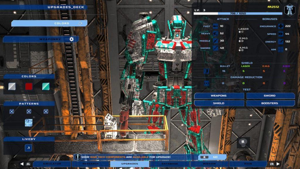 War Tech Fighters - Механическое откровение 18