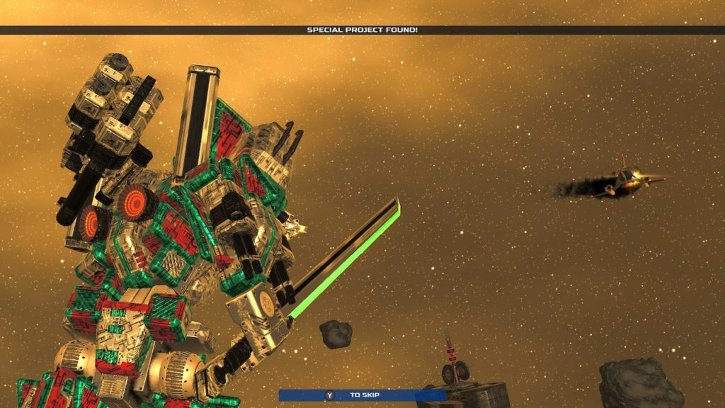War Tech Fighters - Механическое откровение 20