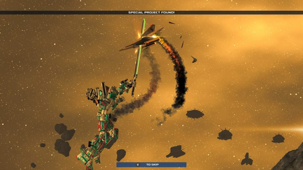War Tech Fighters - Механическое откровение 21