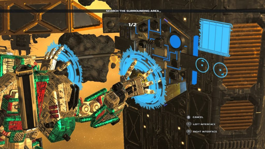 War Tech Fighters - Механическое откровение 32