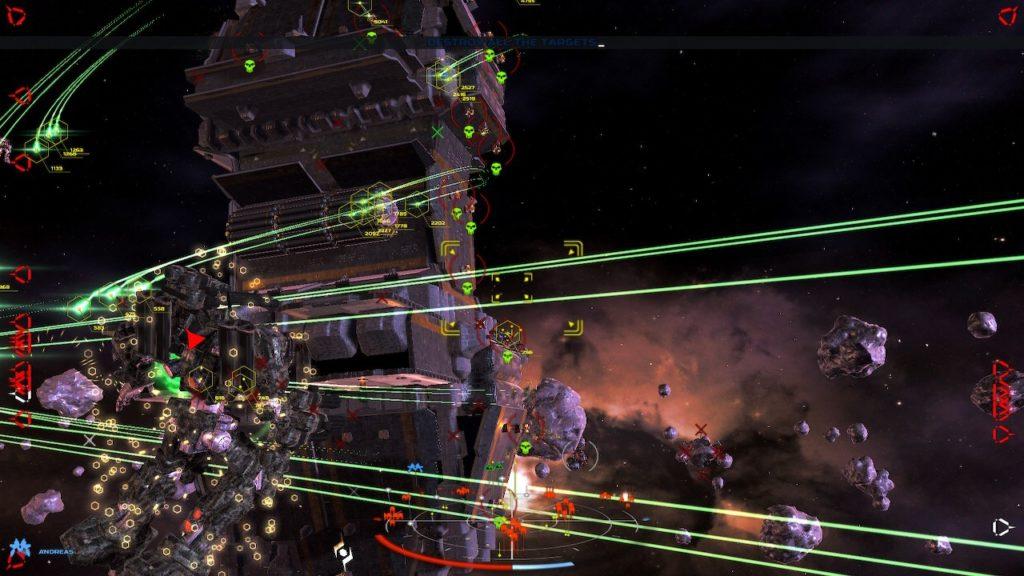 War Tech Fighters - Механическое откровение 22
