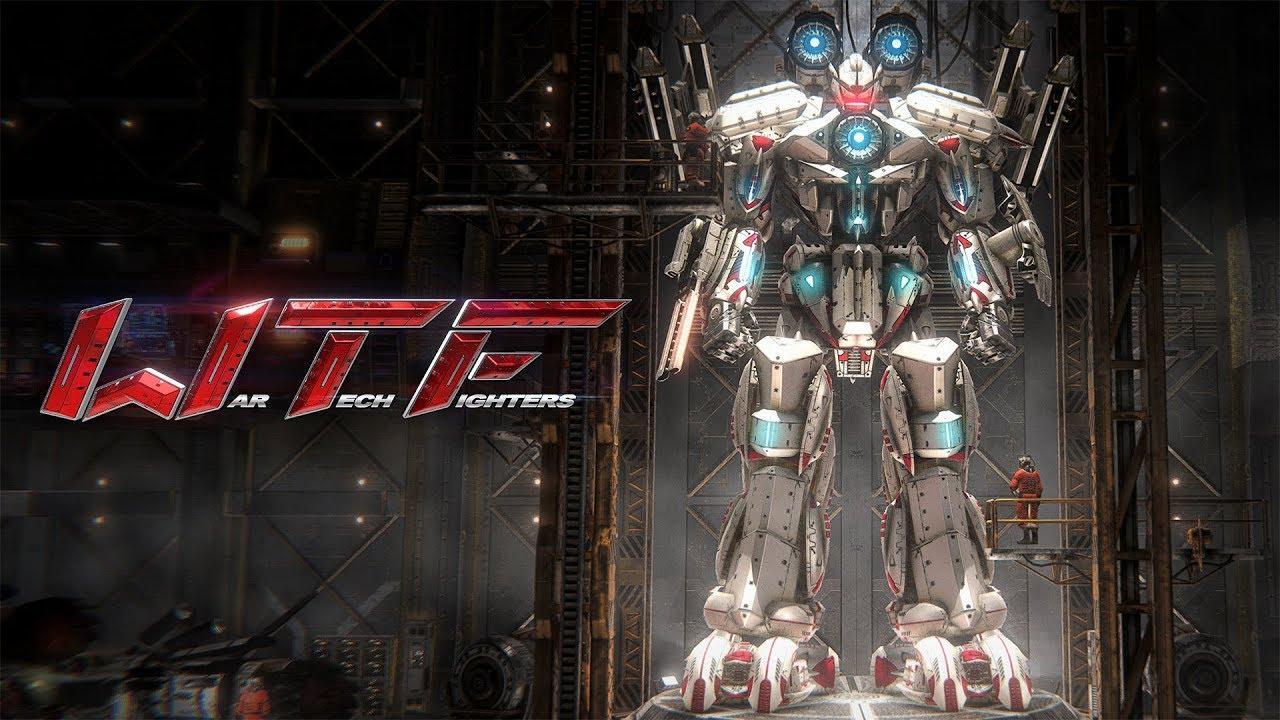 War Tech Fighters - Механическое откровение 141