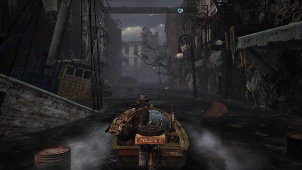 Обзор: The Sinking City - Где-то в глубинах подсознания 25