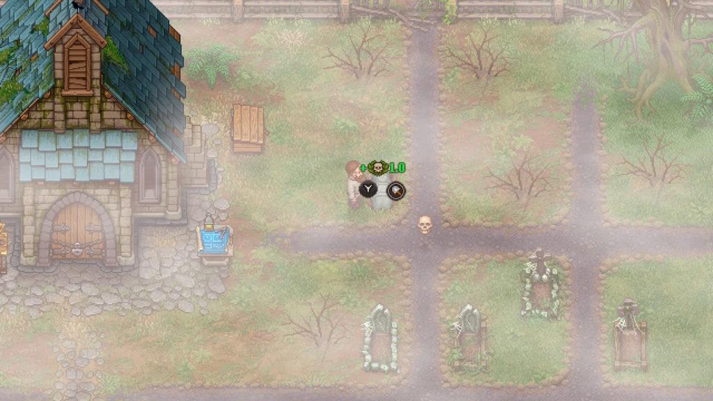 Обзор: Graveyard Keeper - Курс молодого гробовщика 10