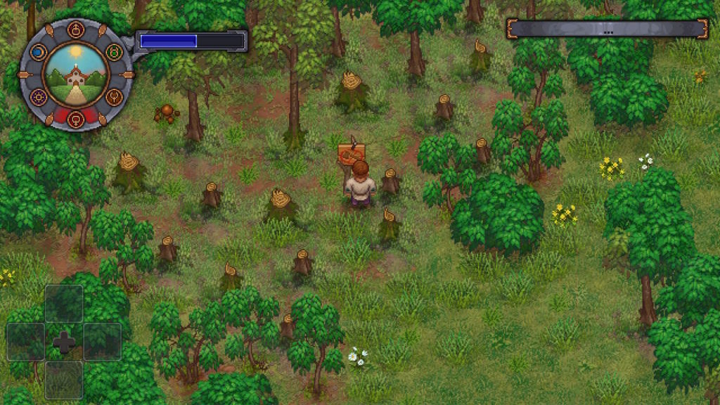 Обзор: Graveyard Keeper - Курс молодого гробовщика 2