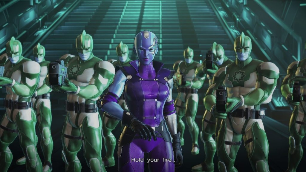 Marvel Ultimate Alliance 3: The Black Order – Мстители: Не финал 13