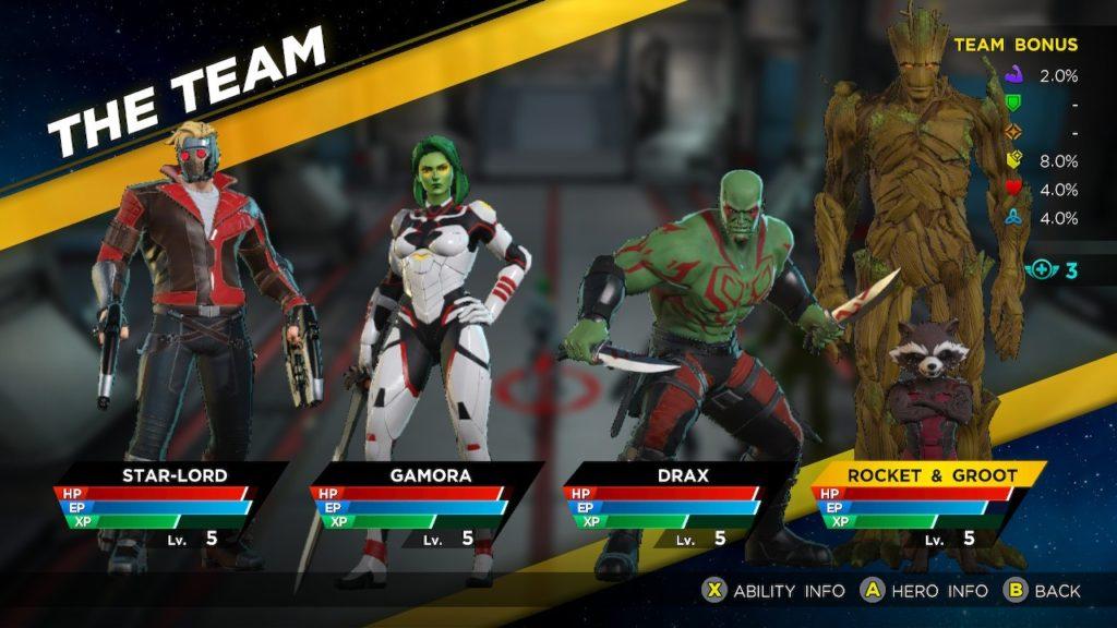 Marvel Ultimate Alliance 3: The Black Order – Мстители: Не финал 18
