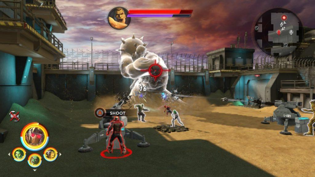 Marvel Ultimate Alliance 3: The Black Order – Мстители: Не финал 23