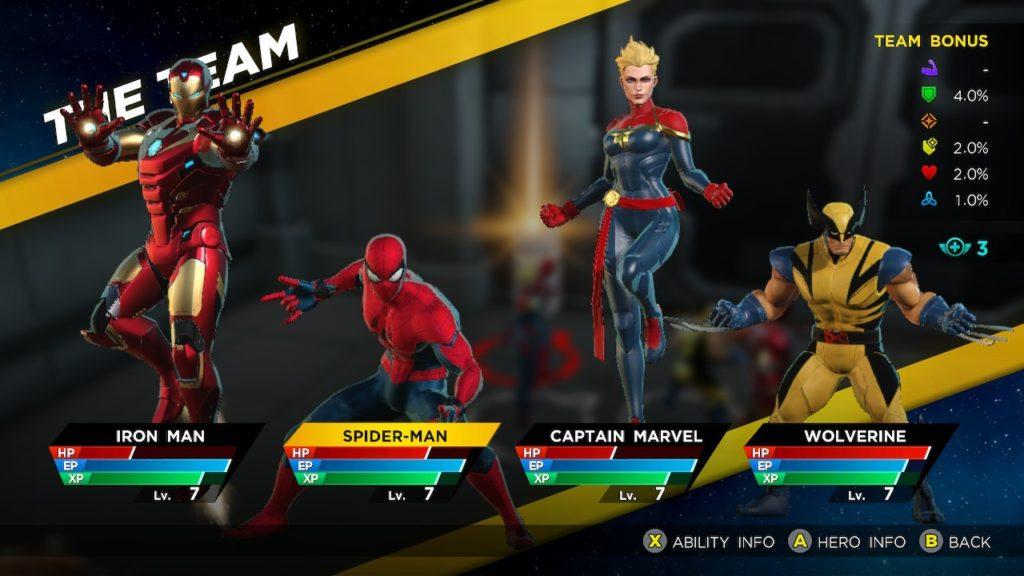 Marvel Ultimate Alliance 3: The Black Order – Мстители: Не финал 19