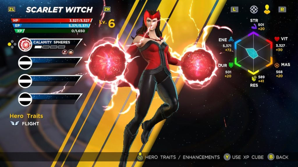 Marvel Ultimate Alliance 3: The Black Order – Мстители: Не финал 21