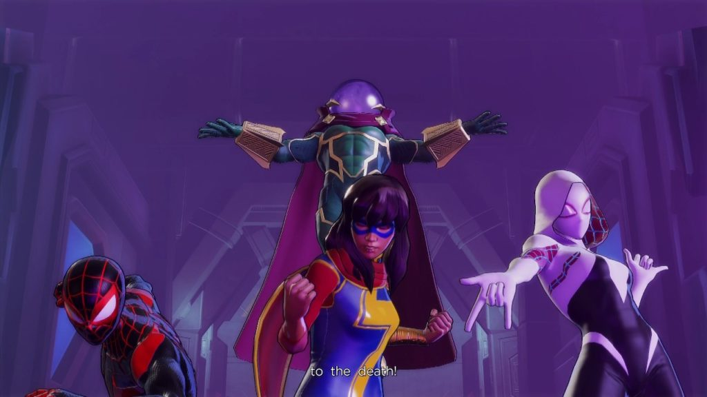 Marvel Ultimate Alliance 3: The Black Order – Мстители: Не финал 15