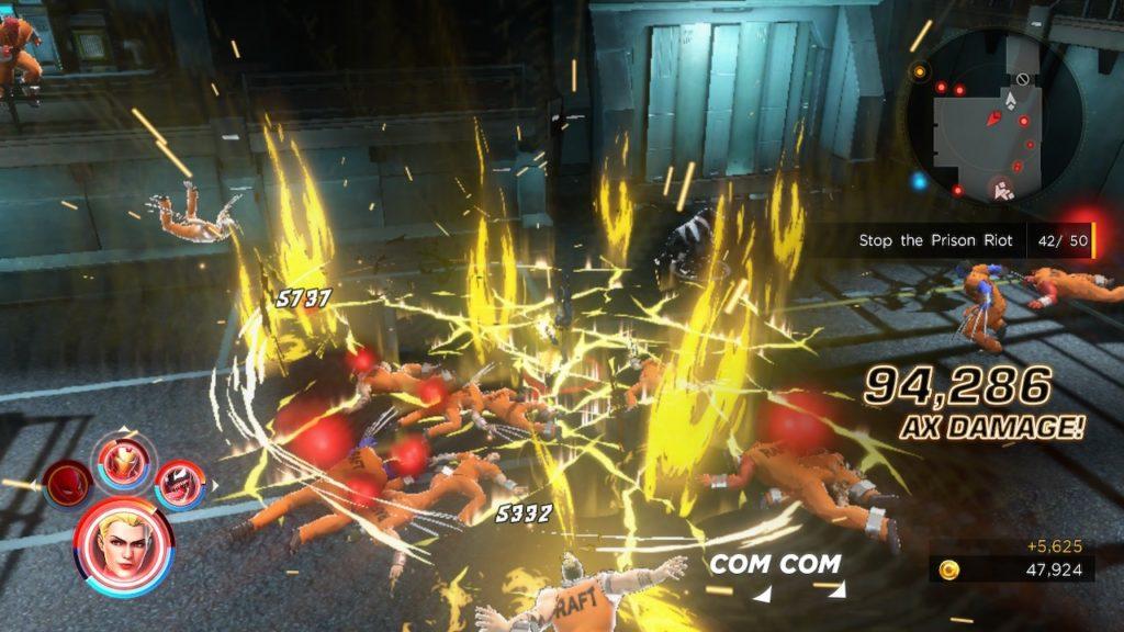 Marvel Ultimate Alliance 3: The Black Order – Мстители: Не финал 12