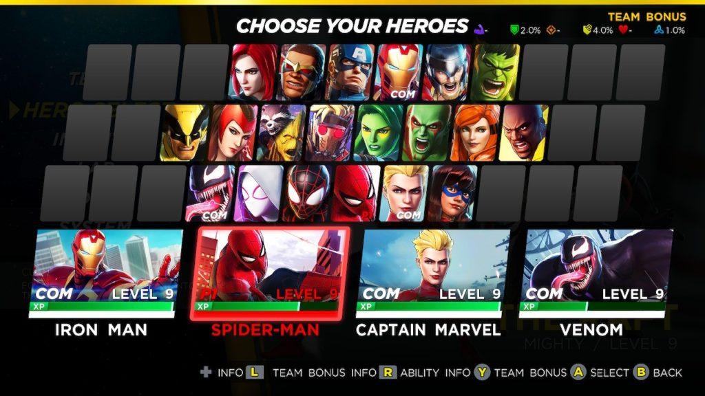 Marvel Ultimate Alliance 3: The Black Order – Мстители: Не финал 22