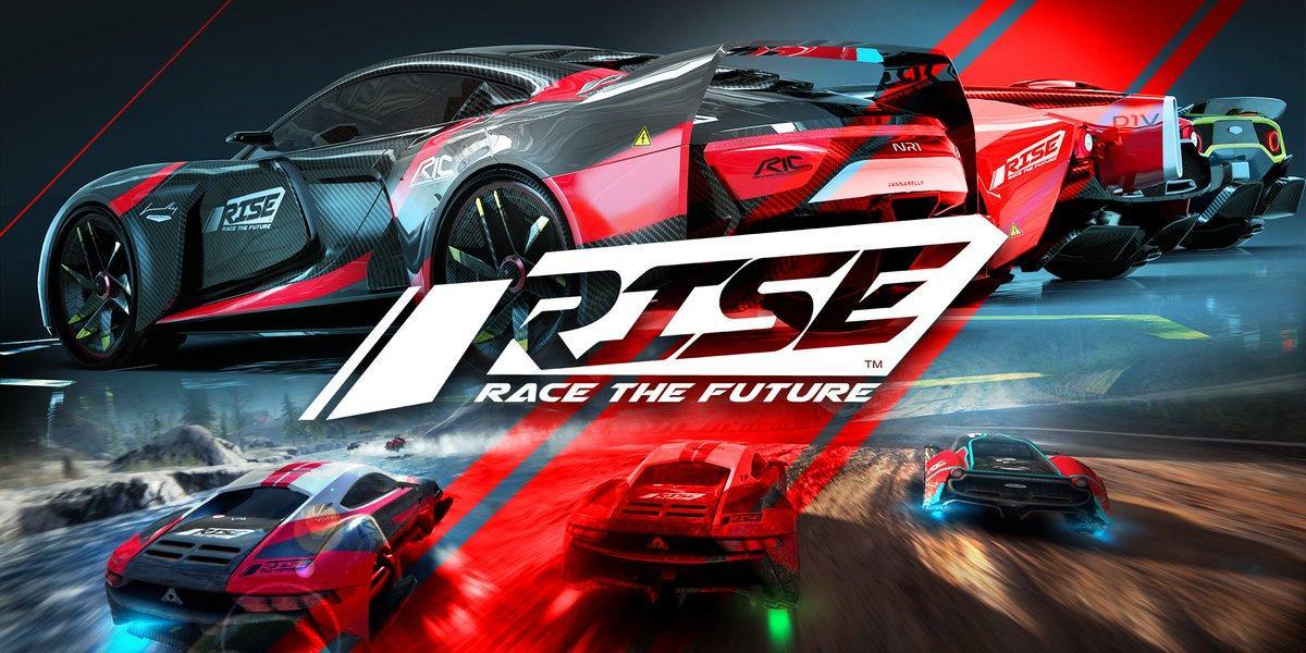 Rise: Race The Future – Наконец-то, аркадная годнота 123