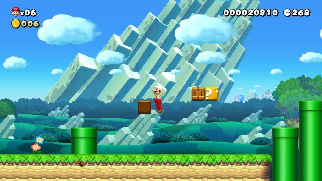 Super Mario Maker 2 - Раб, прораб и голубь 2