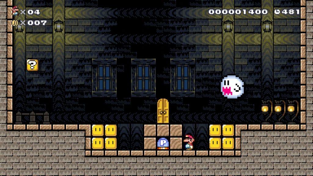 Super Mario Maker 2 - Раб, прораб и голубь 17