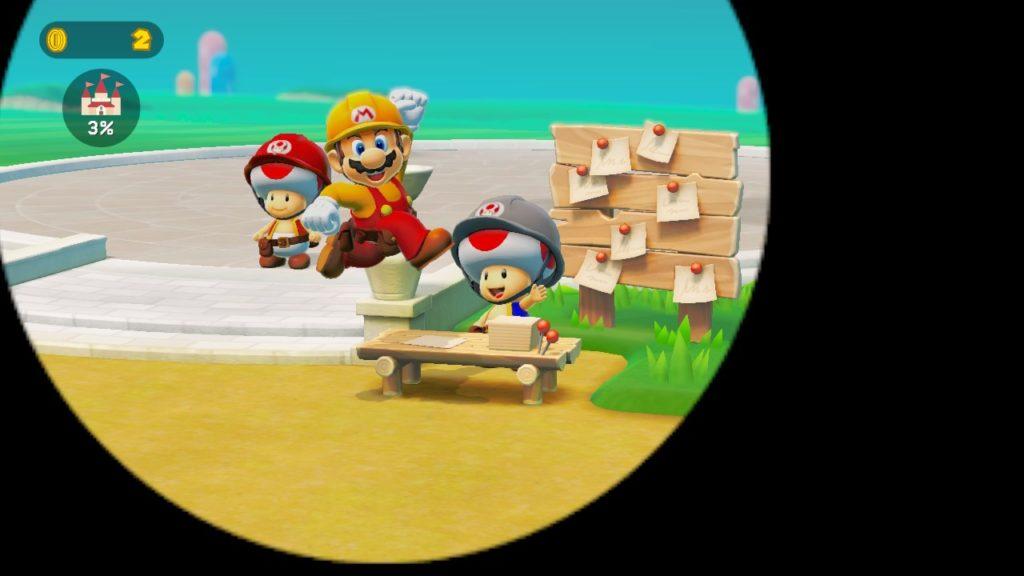 Super Mario Maker 2 - Раб, прораб и голубь 18
