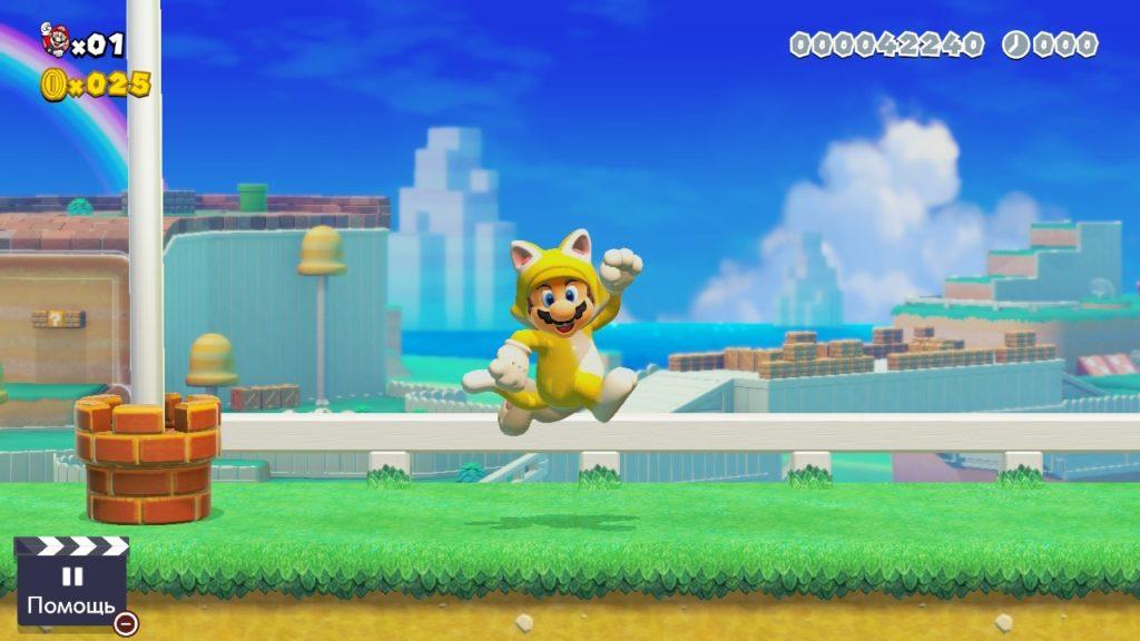 Super Mario Maker 2 - Раб, прораб и голубь 13