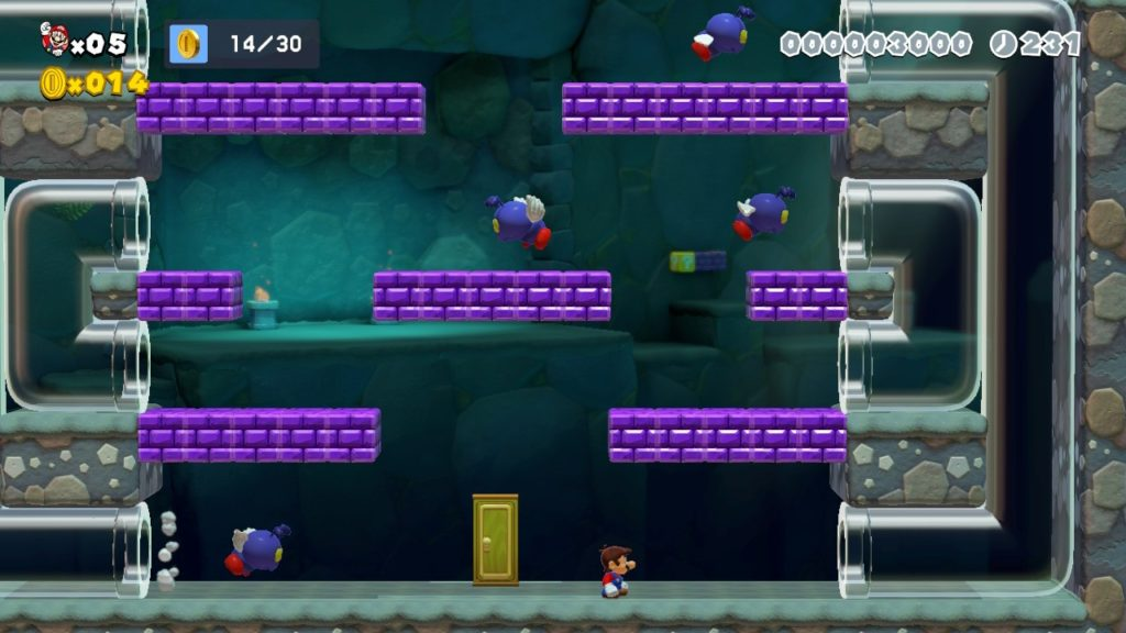 Super Mario Maker 2 - Раб, прораб и голубь 6