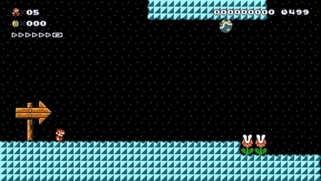 Super Mario Maker 2 - Раб, прораб и голубь 3