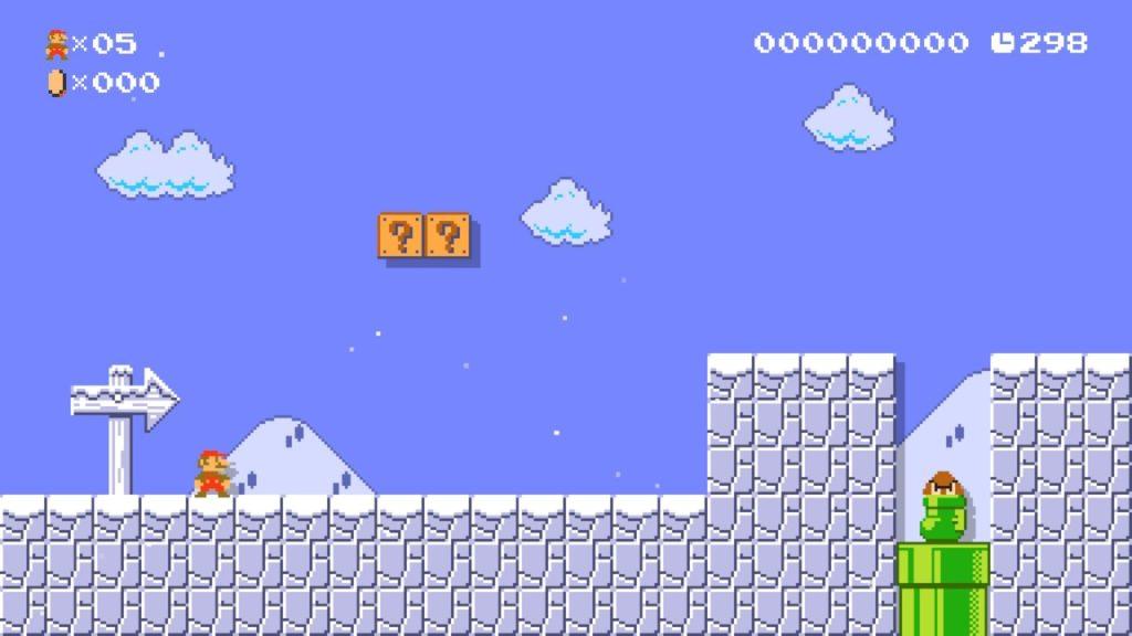 Super Mario Maker 2 - Раб, прораб и голубь 19