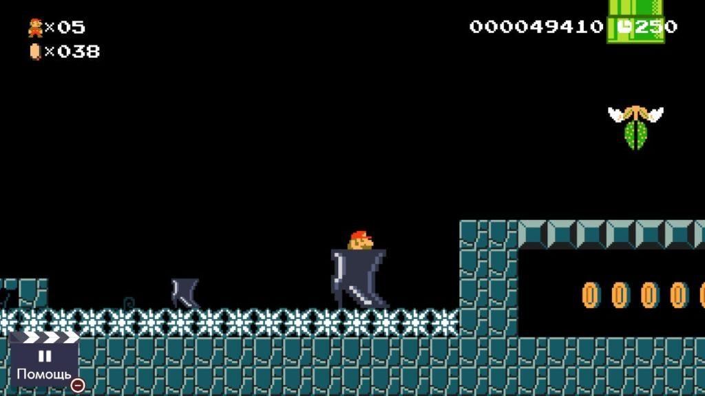 Super Mario Maker 2 - Раб, прораб и голубь 15
