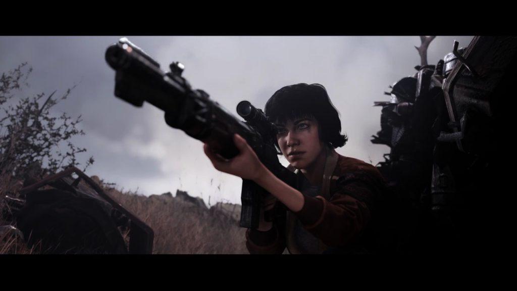 Wolfenstein: Youngblood - Квартет Бласковиц 1