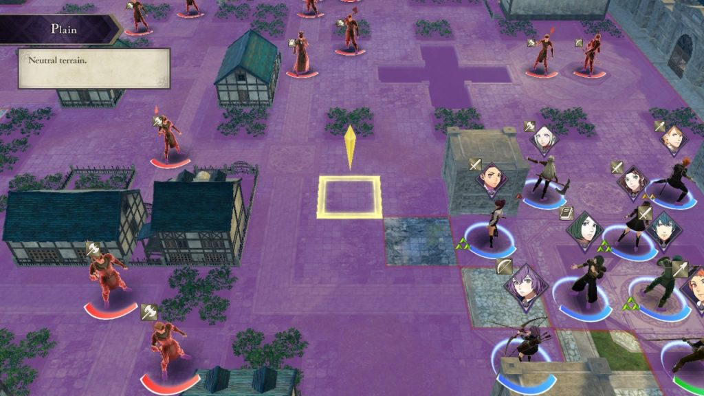 Обзор: Fire Emblem: Three Houses – Возраст не важен, если ты особенный 41