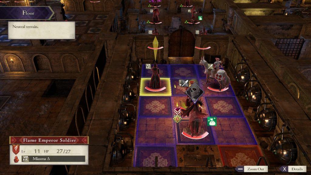 Обзор: Fire Emblem: Three Houses – Возраст не важен, если ты особенный 54