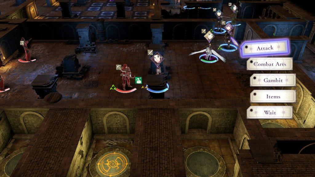 Обзор: Fire Emblem: Three Houses – Возраст не важен, если ты особенный 55