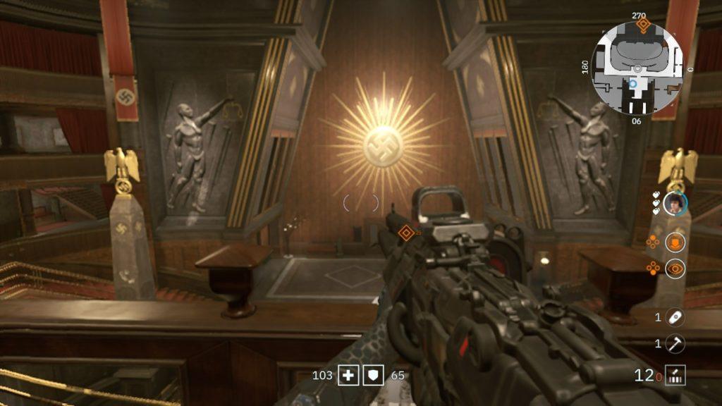 Wolfenstein: Youngblood - Квартет Бласковиц 24