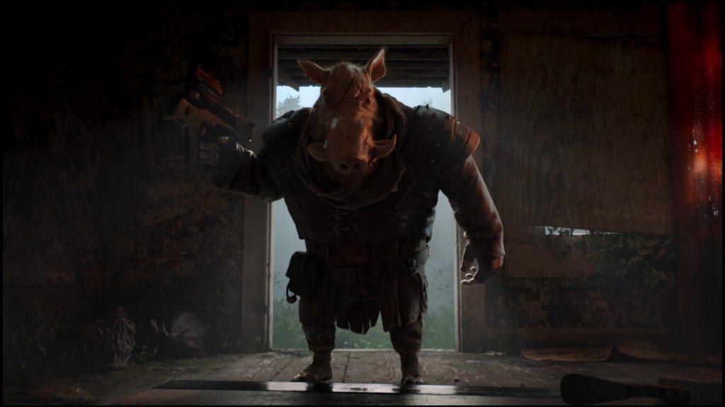 Mutant Year Zero: Road to Eden – Гусь свинье и друг, и товарищ 1