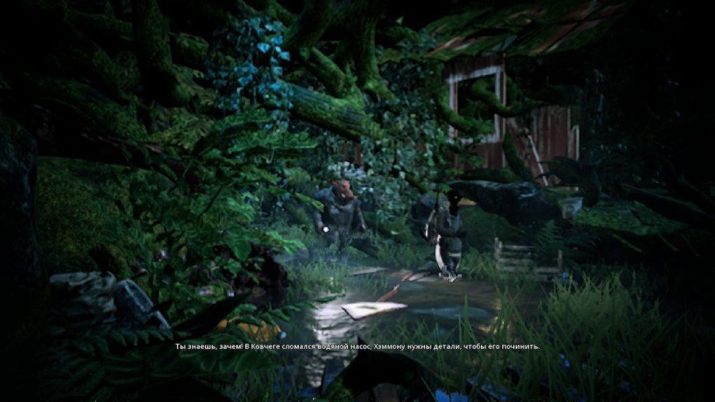 Mutant Year Zero: Road to Eden – Гусь свинье и друг, и товарищ 3
