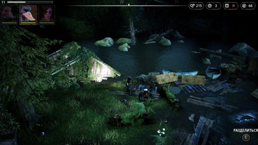 Mutant Year Zero: Road to Eden – Гусь свинье и друг, и товарищ 24