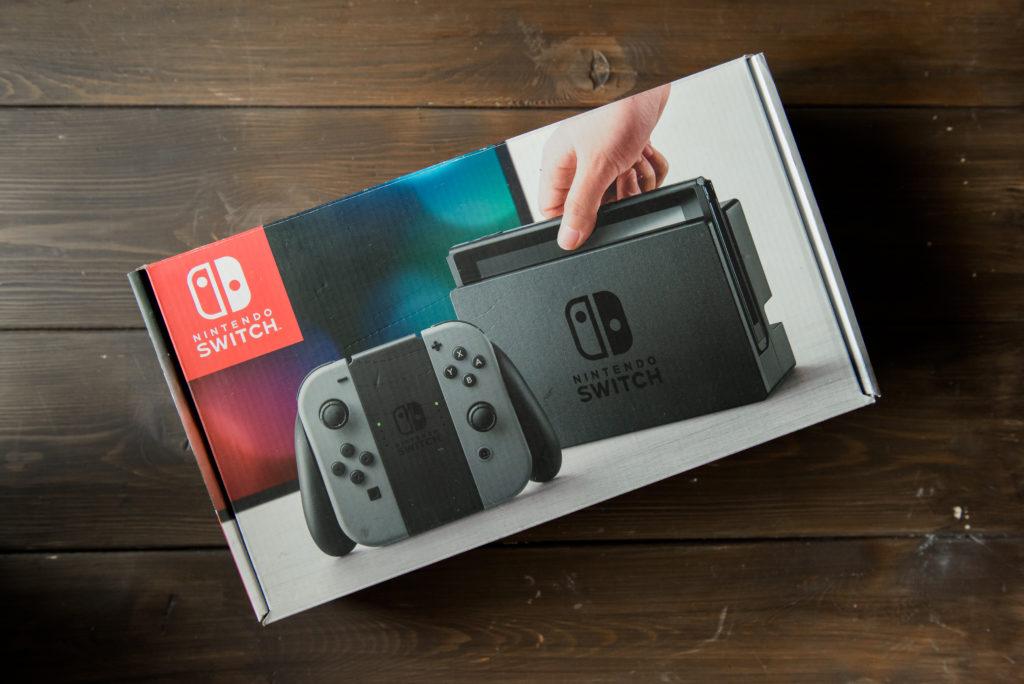 Обзор новой ревизии Nintendo Switch - автономность превыше всего 2