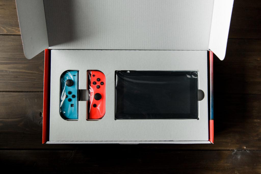 Обзор новой ревизии Nintendo Switch - автономность превыше всего 4