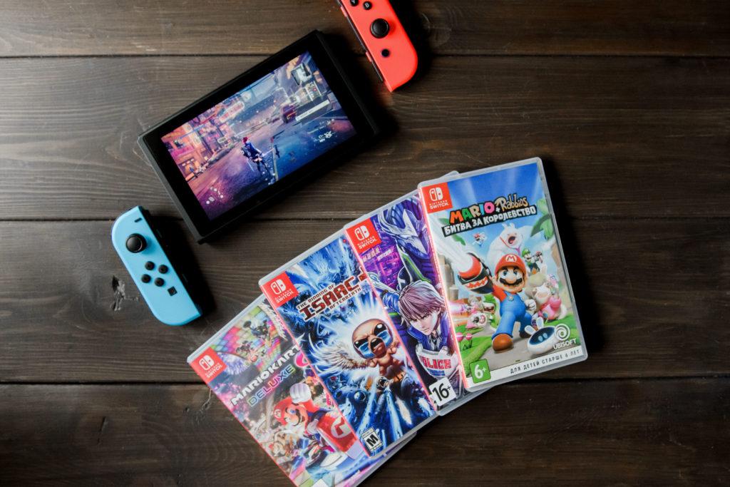 Обзор новой ревизии Nintendo Switch - автономность превыше всего 1
