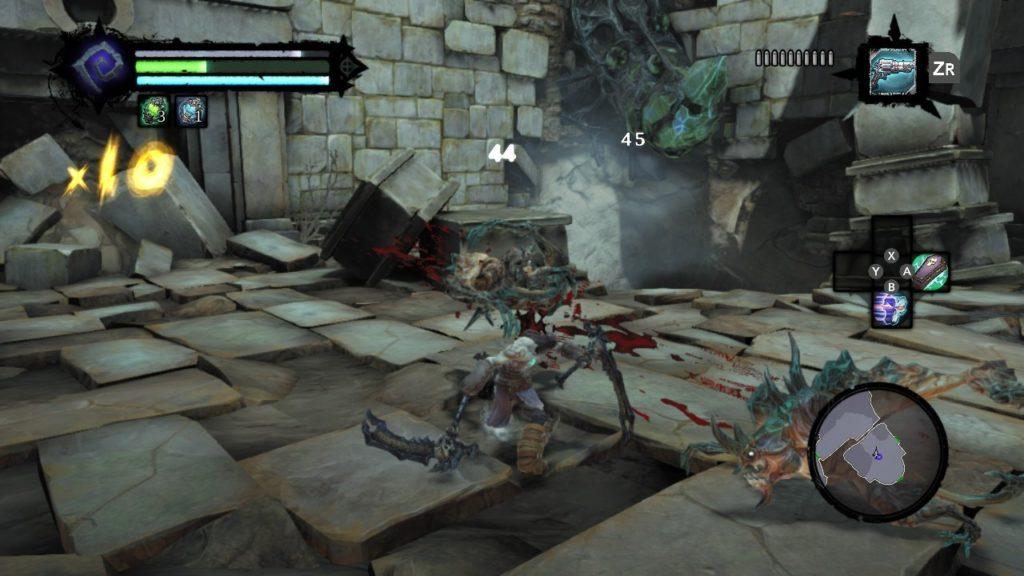 Darksiders II Deathinitive Edition - В ожидании Смерти 13