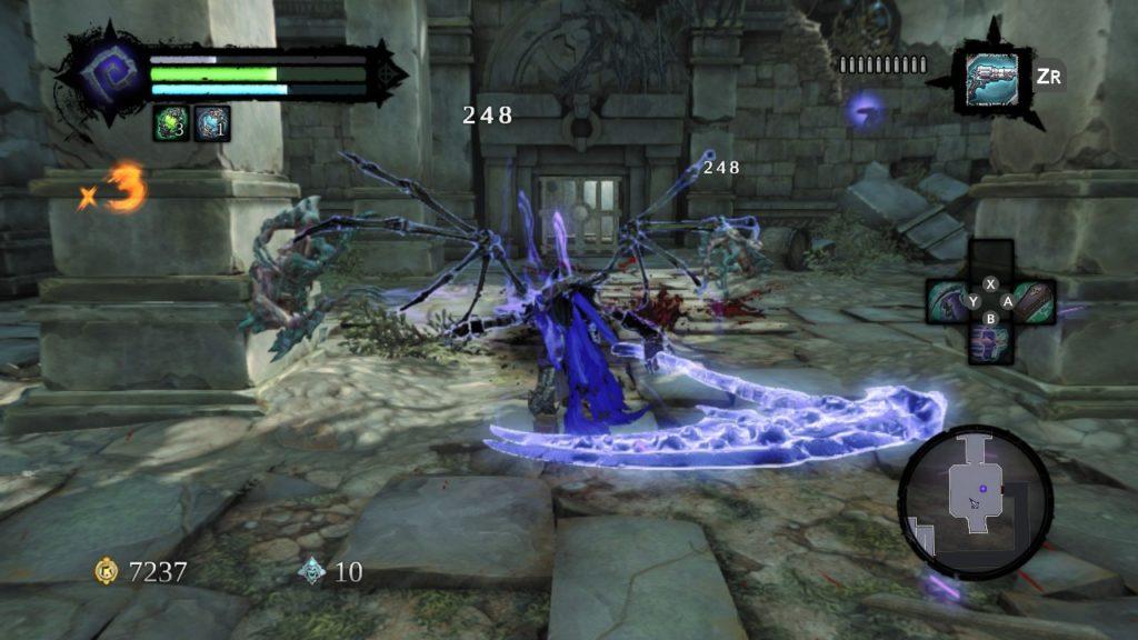 Darksiders II Deathinitive Edition - В ожидании Смерти 14