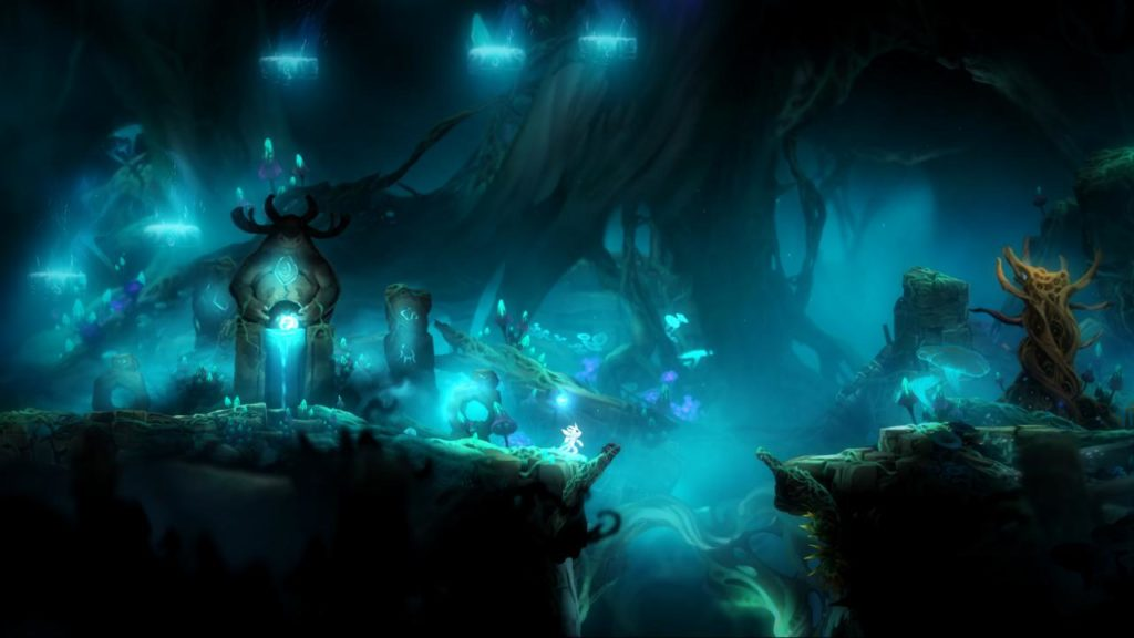 Ori and the Blind Forest - Большое приключение маленького героя 7