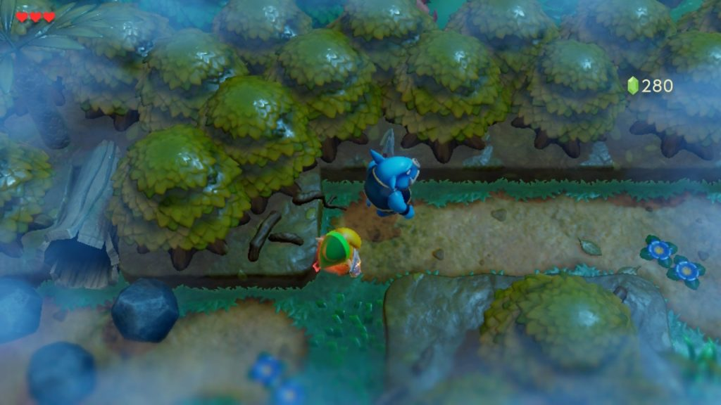 The Legend of Zelda: Link's Awakening – Lego Duplo для взрослых 10